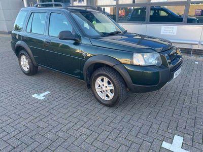 Land Rover Freelander SUV 2.0 TD4 S 5dr