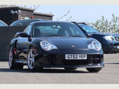 Porsche 911 Coupe 3.6 996 GT2 2dr