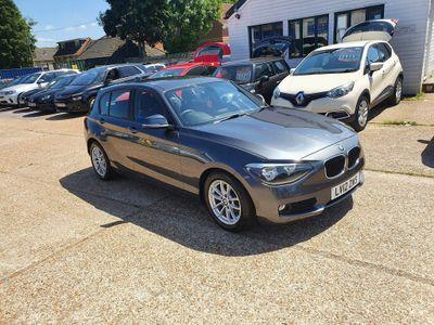 BMW 1 Series Hatchback 1.6 116d ED EfficientDynamics Sports Hatch 5dr