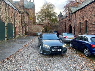 Audi A3 Hatchback 1.6 TDI S line Sportback (s/s) 5dr