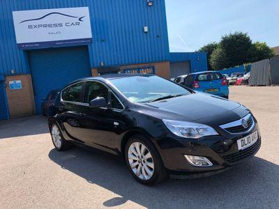 Vauxhall Astra Hatchback 1.4T 16v SE 5dr