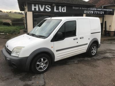 Ford Transit Connect Panel Van 1.8 TDCi T220 Low Roof LX 4dr