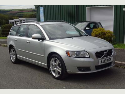 Volvo V50 Estate 2.0 D SE (Premium Pack) 5dr