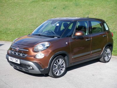 Fiat 500L MPV 1.4 Cross 5dr