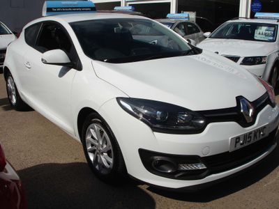 Renault Megane Coupe 1.5 dCi ENERGY Dynamique TomTom (s/s) 3dr