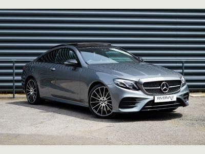 Mercedes-Benz E Class Coupe 2.0 E350 AMG Line Night Edition (Premium Plus) G-Tronic+ (s/s) 2dr