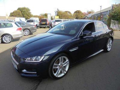 Jaguar XE Saloon 2.0d R-Sport (s/s) 4dr