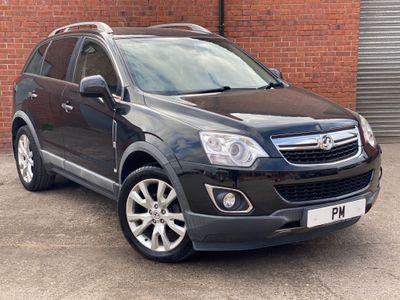 Vauxhall Antara SUV 2.2 CDTi SE AWD (s/s) 5dr (Nav)