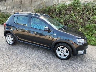 Dacia Sandero Stepway Hatchback 0.9 Ambiance 5dr