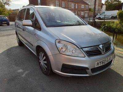Vauxhall Zafira MPV 1.7 CDTi ecoFLEX Life 5dr