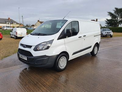 Ford Transit Custom Panel Van 2.0 TDCi 340 L1 H1 5dr