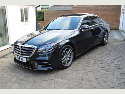 Mercedes-Benz S Class Saloon 3.0 S400L d AMG Line (Executive, Premium Plus) G-Tronic+ (s/s) 4dr
