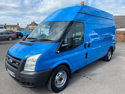 Ford Transit Panel Van 2.4 TDCi 350 Duratorq High Roof Van L 3dr