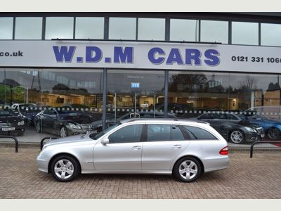 Mercedes-Benz E Class Estate 3.2 E320 Avantgarde 5dr