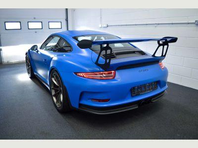 Porsche 911 Coupe 4.0 991 GT3 RS PDK 2dr