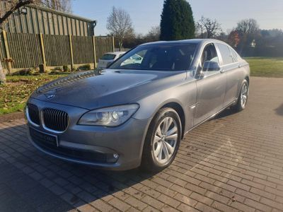 BMW 7 Series Saloon 4.4 750i 4dr