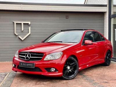 Mercedes-Benz C Class Saloon 2.1 C200 CDI BlueEFFICIENCY Sport 4dr