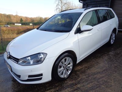 Volkswagen Golf Estate 1.6 TDI BlueMotion Tech SE DSG (s/s) 5dr