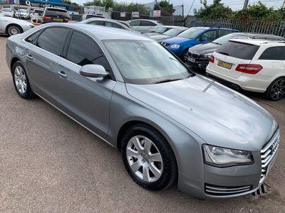 Audi A8 Saloon 3.0 TDI V6 Executive SE Tiptronic quattro 4dr