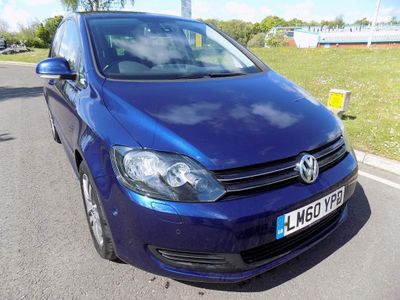 Volkswagen Golf Plus Hatchback 1.6 TDI BlueMotion Tech SE 5dr