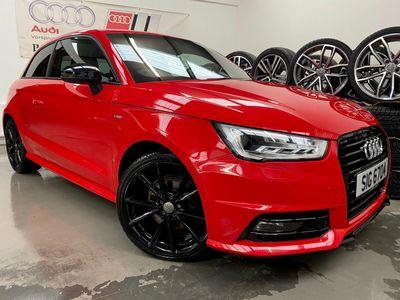 Audi A1 Hatchback 1.4 TFSI CoD Black Edition (s/s) 3dr