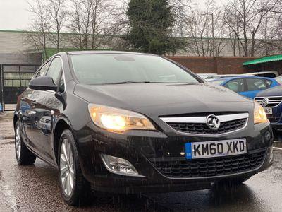 Vauxhall Astra Hatchback 1.7 CDTi ecoFLEX Elite 5dr