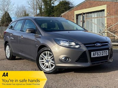 Ford Focus Estate 1.6 Ti-VCT Titanium Powershift 5dr