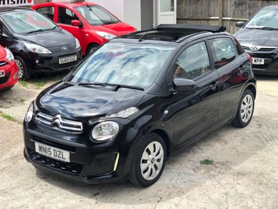 CITROEN C1 Convertible 1.2 PureTech Feel Airscape 5dr