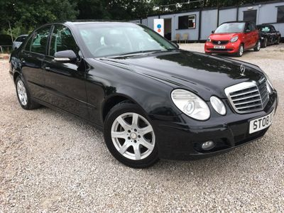 Mercedes-Benz E Class Saloon 2.1 E220 CDI (Executive) 4dr