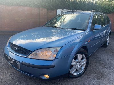Ford Mondeo Estate 1.8 i Zetec 5dr