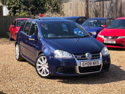 Volkswagen Golf Hatchback 3.2 V6 R32 DSG 4MOTION 5dr