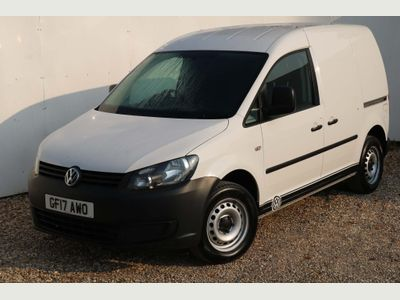 Volkswagen Caddy Unlisted C20 Diesel 1.6 Tdi 75Ps Startline Van