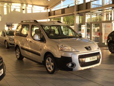 Peugeot Partner Tepee MPV 1.6 HDi 8v Tepee Outdoor 5dr