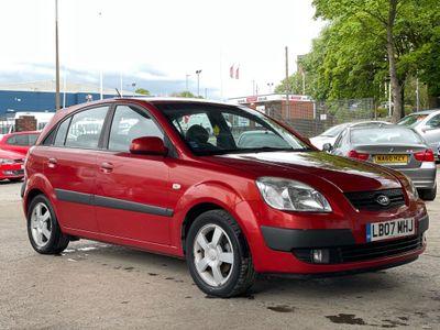 Kia Rio Hatchback 1.4 LX 5dr