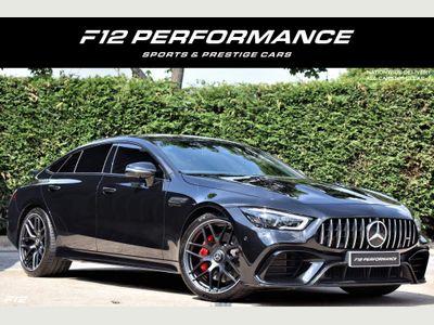 Mercedes-Benz AMG GT Coupe 4.0 63 V8 BiTurbo SpdS MCT 4MATIC+ (s/s) 4dr