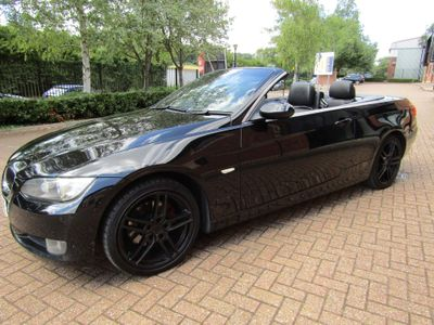 BMW 3 Series Unlisted 320 D 2.0 SE 164 BHP CONVERTIBLE 2 DR