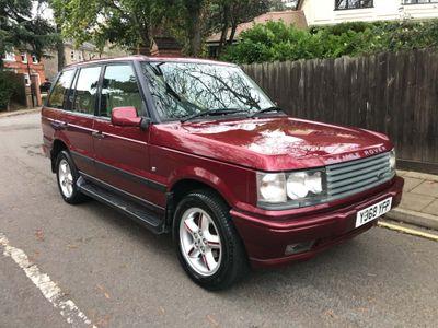 Land Rover Range Rover SUV 4.0 V8 Bordeaux 5dr