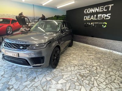 Land Rover Range Rover Sport SUV 3.0 V6 HSE Dynamic Auto 4WD (s/s) 5dr