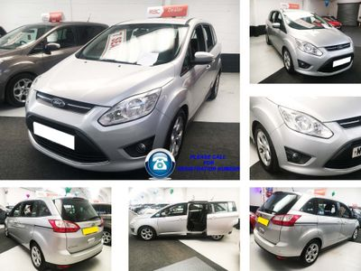 Ford Grand C-Max MPV 2.0 TDCi Zetec Powershift 5dr