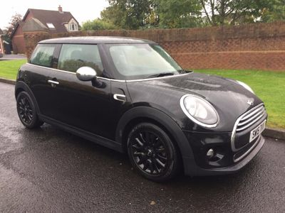 MINI Hatch Hatchback 1.5 One D (s/s) 3dr