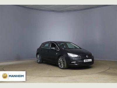 Vauxhall Astra Hatchback 2.0 CDTi SRi VX Line Auto 5dr