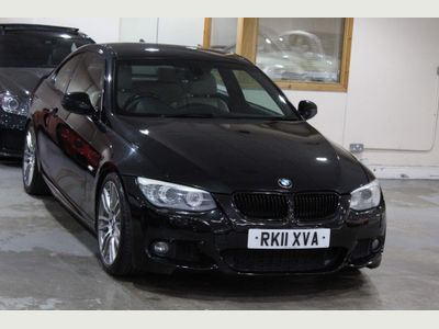 BMW 3 Series Coupe 3.0 335i M Sport DCT 2dr