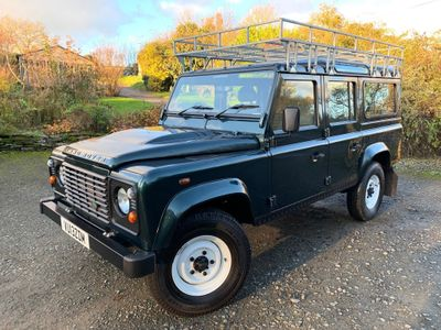 Land Rover Defender 110 SUV 2.2 D DPF Station Wagon 5dr