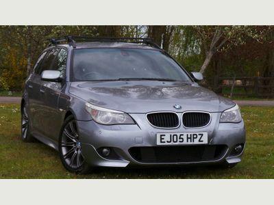 BMW 5 Series Estate 2.5 525d Sport Touring 5dr