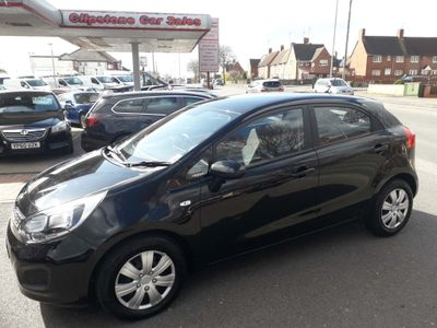 Kia Rio Hatchback 1.1 CRDi EcoDynamics 1 Air 5dr
