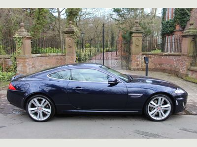 Jaguar XK Coupe 5.0 V8 Signature 2dr