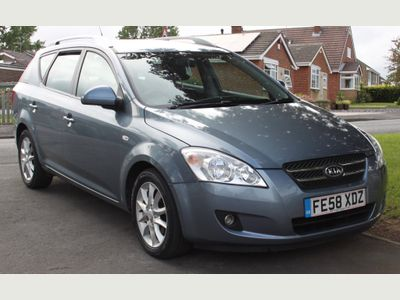 Kia Ceed Estate 1.6 LS 5dr