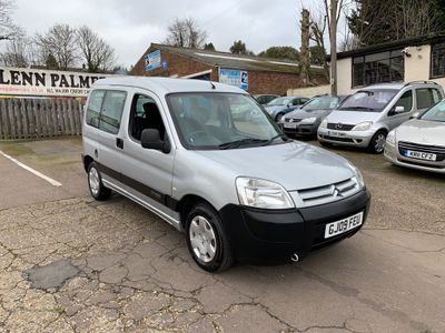 Citroen Berlingo Estate 1.6 HDi First 5dr