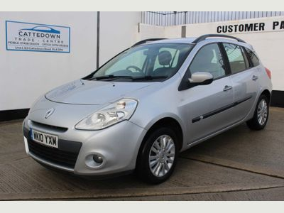 RENAULT CLIO Estate 1.2 16v I-Music Sport Tourer 5dr