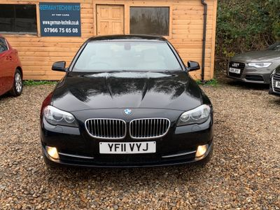 BMW 5 Series Saloon 4.4 550i V8 SE 4dr